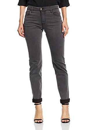 Women Slim - Mustang Women's Sissy Slim Jeans, -Grau ( Vintage Wash 482)