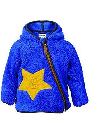 Jackets - Racoon Baby Boys' Viggo Teddy Kuschelfleecejacke Jacket, -Blau (Dazzling Daz)