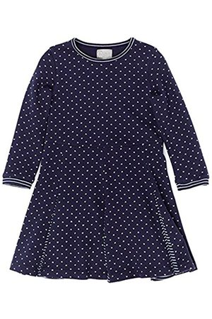 Girls Coats - sigikid Girl's 165827 Dress, -Blau (Peacoat 260)