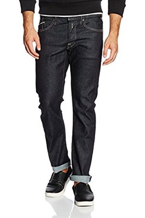 Men Jeans - Replay Men's Waitom Jeans, -Blau ( Denim 7)