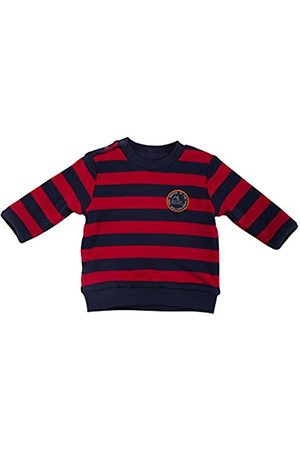 Boys Long Sleeve - sigikid Baby Boys' 165904 Long-Sleeved T-Shirt, -Blau (Peacoat 260)