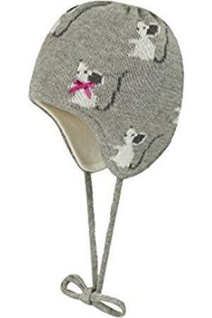 Girls Hats - Döll Girl's Inka Bindemütze Strick Cap