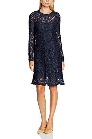 Women Dresses - Cream Women's Bianca Dress, -Blau (Captain Navy 62117)