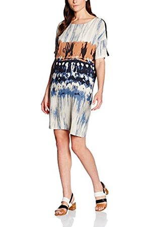 Women Dresses - Saint Tropez Women's P6014 Dress, Multicoloured-Mehrfarbig (Ice 1053)