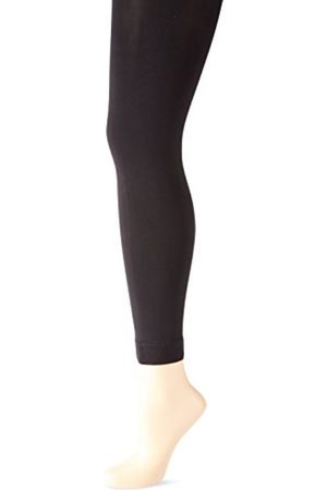 Women Tights & Stockings - Women's Leggings Tights, 80 Den, -Schwarz (Schwarz 94)