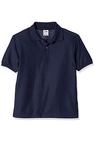 Boys Polo Shirts - Fruit Of The Loom Boy's SS025B Polo Shirt