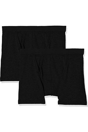 Men Boxer Shorts - Fruit Of The Loom Men's SS122M Boxer Shorts (Pack of 2)