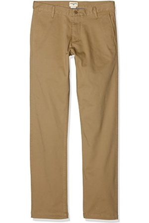 Dockers Men's BIC PACIFIC WASHED KHAKI SLIM TAPERED - STRETCH TWILL Trouser, (NEW BRITISH KHAKI)