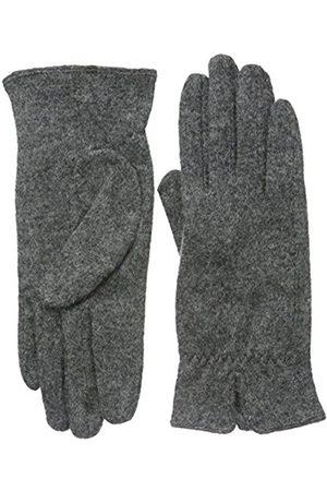 Women Gloves - Numph Women's Dea-Roma Wool Gloves, -Grau ( )