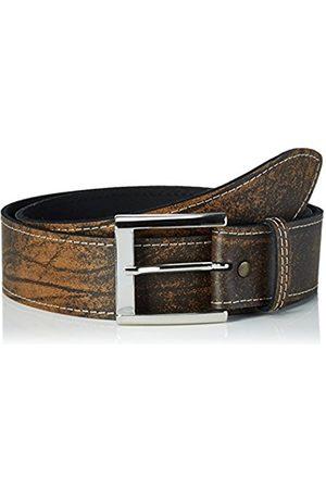 Belts - Werner Trachten Unisex Belt, Braun (braun rugato 565)