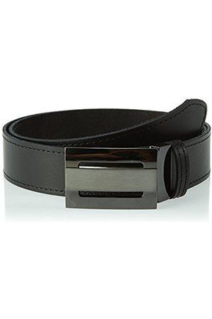 Men Belts - Werner Trachten Casual Gürtel Belt, -Schwarz (Schwarz 300)