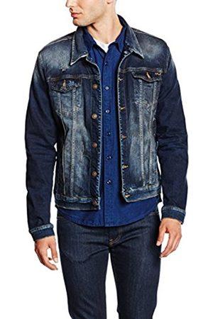 Men Jackets - LTB Jeans Men's Santino Jacket, -Blau (Josseline Wash 4061)