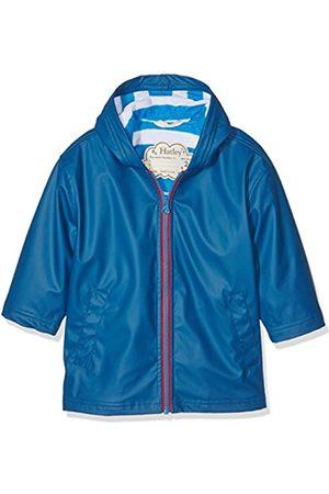Boys Jackets - Hatley Boy's Splash Jacket-Navy Raincoat
