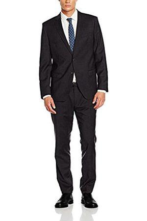 Men Suits - Bugatti Men's 684000-99801 Suit, -Grau (Anthrazit 56)