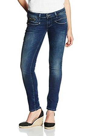 Women Slim - Freeman T Porter Women's Alexa Slim Sdm Jeans, -Blau (Necky F0586)