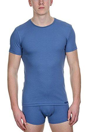 Men Denim - Bruno Banani Men's Shirt Perfect Line Vest, -Blau (Denim 183)