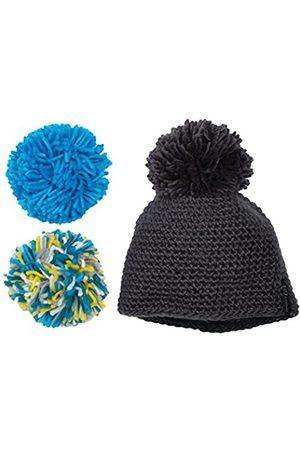 Boys Hats - Sterntaler Boy's Strickmütze Hat, -Grau (Graphit 593)