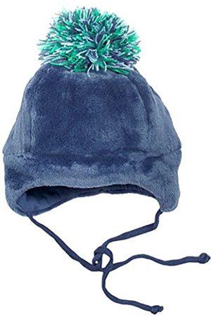 Hats - Sterntaler Baby Boys' Mütze Hat, -Blau (Nachtblau 366)