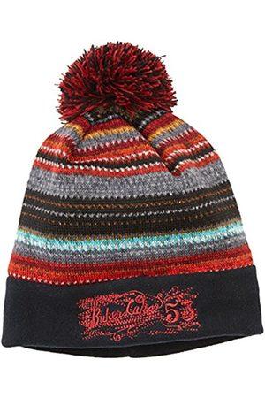 Boys Beanies - Sterntaler Boy's Slouch-Beanie Hat, -Rot (Karminrot 884)