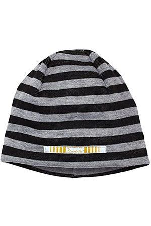 Boys Beanies - Sterntaler Boy's Beanie Hat, -Grau (Graphit 593)