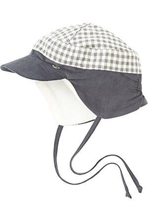 Hats - Sterntaler Baby Boys' Schirmmütze Hat, -Grau (Graphit 593)