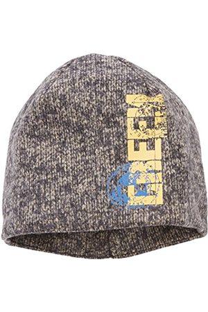 Boys Beanies - Sterntaler Boy's Beanie Hat, -Braun (Schlamm 946)