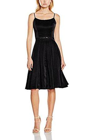 Women Party & Evening Dresses - Yumi Women's Prom With Diamante Trim Evening Plain Sleeveless Dress