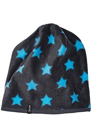Boys Beanies - Sterntaler Boy's Slouch-Beanie Hat, -Blau (Azurblau 396)