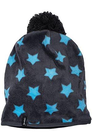 Boys Hats - Sterntaler Boy's Mütze Hat, -Blau (Azurblau 396)