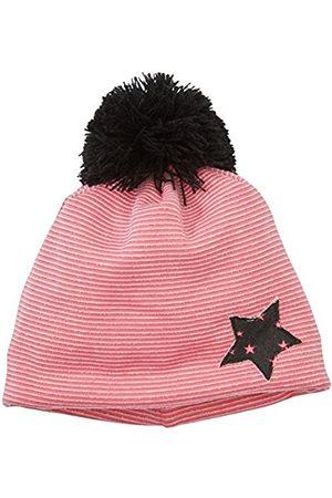 Beanies - Sterntaler Baby Girls' Beanie Hat, -Rot (Magenta 745)