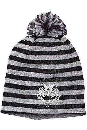 Beanies - Sterntaler Baby Boys' Beanie Hat, -Grau (Graphit 593)