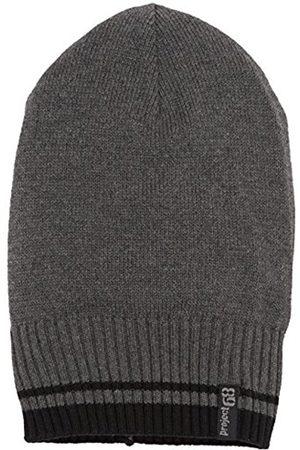 Boys Hats - Sterntaler Boy's Strickmütze Hat, -Grau (Anthrazit Melange 592)