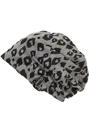 Girls Beanies - Sterntaler Girl's Slouch-Beanie Hat, -Schwarz (Schwarz 590)
