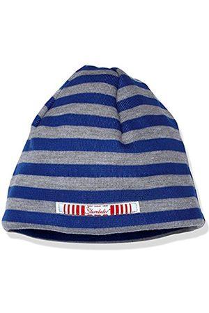 Boys Beanies - Sterntaler Boy's Beanie Hat, -Blau (Blau 356)