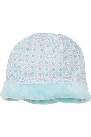 Beanies - Sterntaler Baby Girls' Slouch-Beanie Hat, -Grau (Kiesel 534)