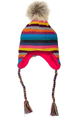 Girls Hats - Sterntaler Girl's Strickmütze Hat, - (Kürbis 856)