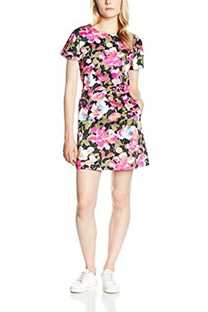 Women Printed Dresses - French Connection Women's Adeline Dream Cttn Rdnk Floral Short Sleeve Dress