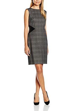 Women Pencil Dresses - Women's Elaine Pencil Checkered Sleeveless Dress