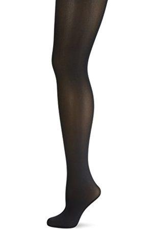 Women Tights & Stockings - Palmers Women's Blickdichte Strumpfhose Satin Tights, 40 Den, -Schwarz (Anthrazit 905)
