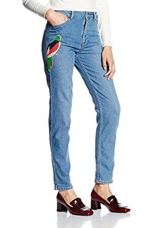 Vanessa Bruno Athe Women's A04013 Straight Jeans - - W42/L30