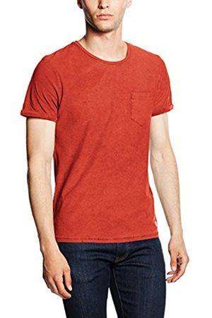 Men Short Sleeve - Jack & Jones Jack and Jones Men's John Plain Short Sleeve T-Shirt