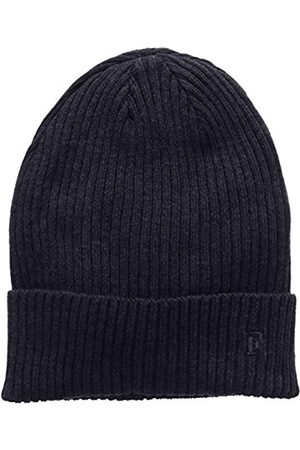 Men Beanies - French Connection Men's Ribbed Beanie