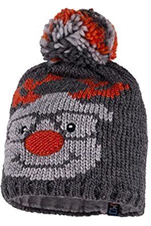 Boys Hats - maximo Boy's 53584-223900 Hat, Multicoloured-Mehrfarbig (Mittelgraumeliert 49)