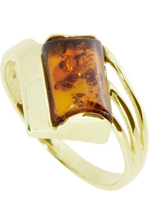 Women Rings - InCollections OS07177YellowGoldRing