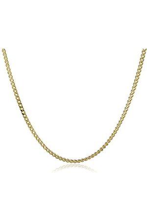 Women Necklaces - Zeeme Spring 064350059–45ZWÖ Necklace Diamond-Cut 333 Gold 45 CM Eyelet at 42 CM