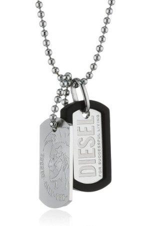 Men Necklaces - Diesel Men's Necklace DX0202040
