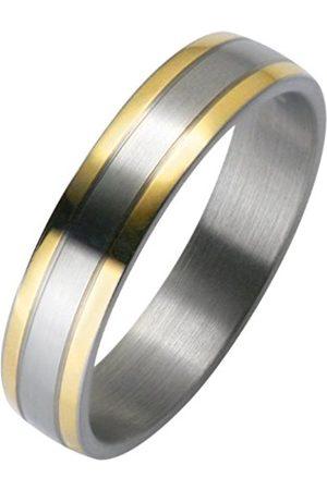 Men Rings - Liebe²0506001020S058UnisexWeddingRingStainlessSteelSize58/R