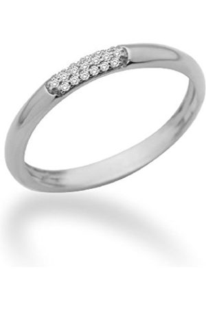 Women Rings - Miore Women3759ctWhiteGoldwhiteDiamond