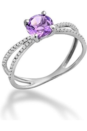 Miore Women 375 9ct Amethyst
