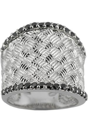 Women Rings - TOUS &T-70346-R Women's Ring Sterling Silver 925/1000; 8-13 g zirconium Oxide